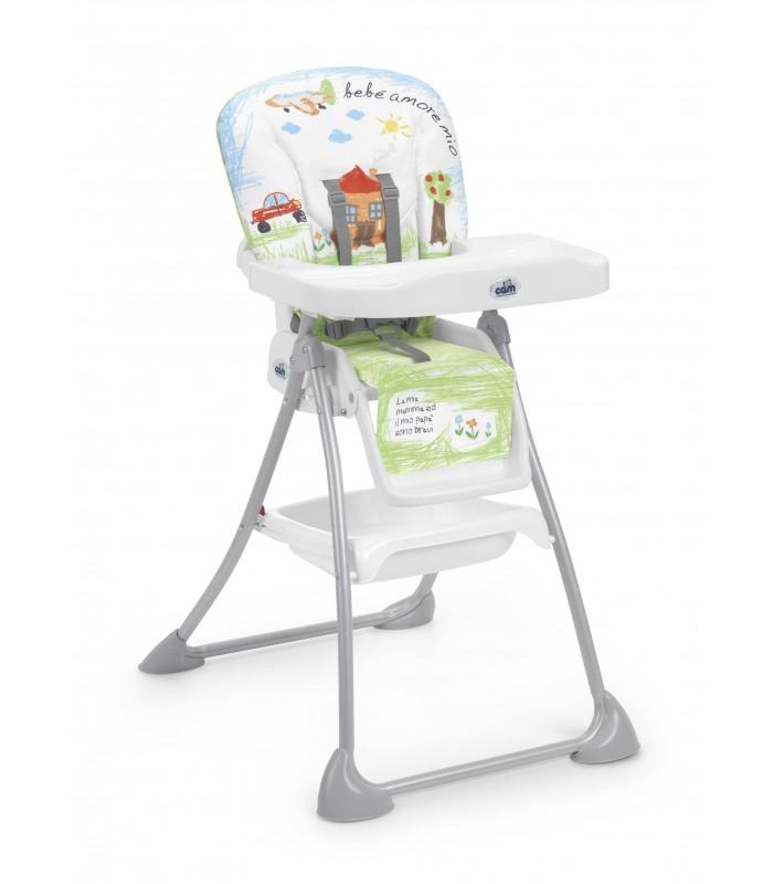 Cam scaun pentru masa Miniplus - casuta