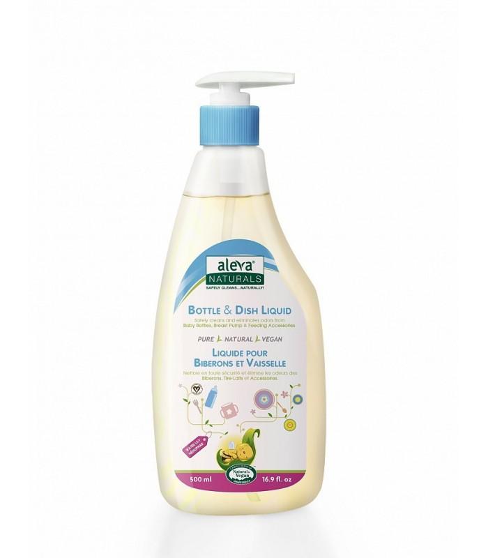 Aleva Naturals® Bottle & Dish Liquid