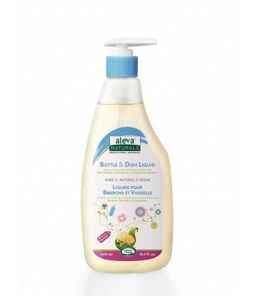 Aleva Naturals Bottle & Dish Liquid