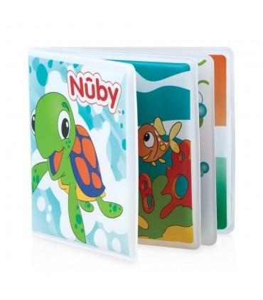 Nuby - Carte pentru baie 6+