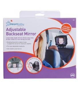 Dreambaby Oglindă ajustabilă pentru tetiera banchetei auto