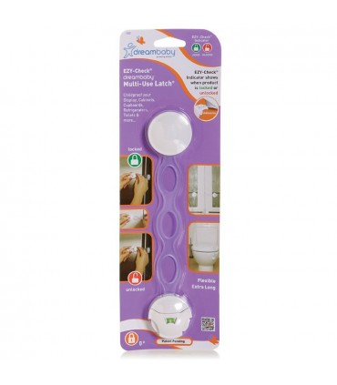 Dreambaby Ezy-check® Dispozitiv de protectie cu aplicatii multiple