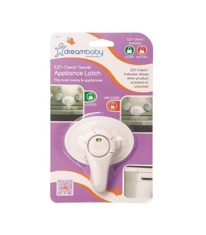 Dreambaby Ezy-Check® Dispozitiv pivotant de blocare