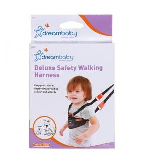 Dreambaby Deluxe ham de siguranță pentru mers pe jos
