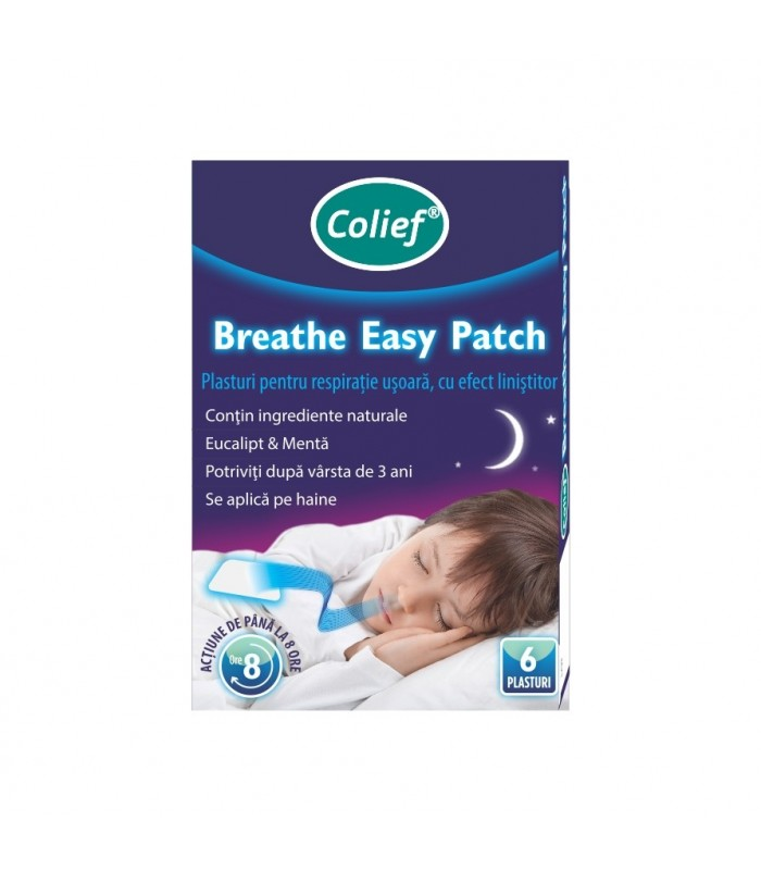 Colief - Breathe Easy Patch