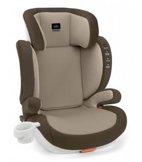 Cam Quantico - scaun auto cu sistem de prindere Isofix - Beige