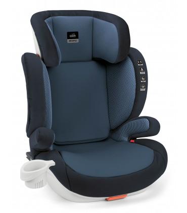 Cam Quantico - scaun auto cu sistem de prindere Isofix - Blue