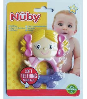Nuby Inel gingival 0+