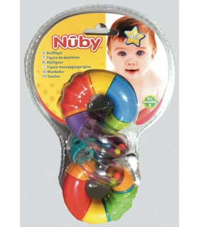 Nuby Inel gingival 4+