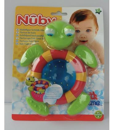 Nuby-Broasca testoasa plutitoare pentru baie, 6+