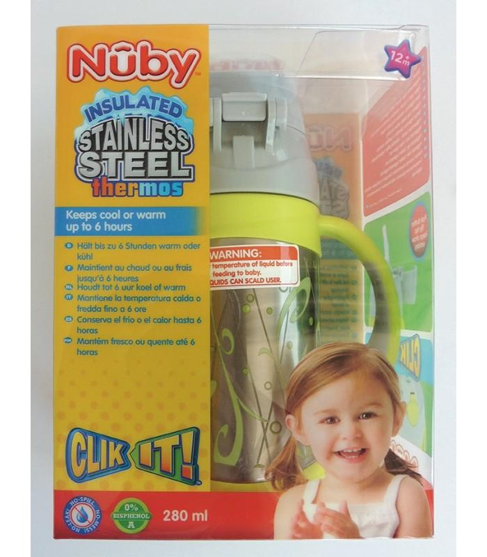 Nuby™ Termos Cana Click It!™