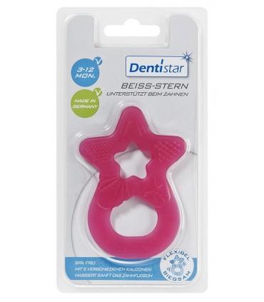 Dentistar -Inel stea pentru dentitie , 3+