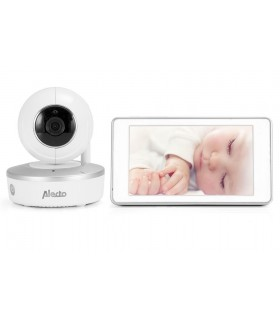 ALECTO BABY –Sistem audio-video de monitorizare cu camera cu wi-fi si ecran tactil HD 5''/12,7cm