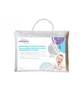 Baby Works™ Soft'n Comfy™ Husa protectoare pentru salteaua bebelusului