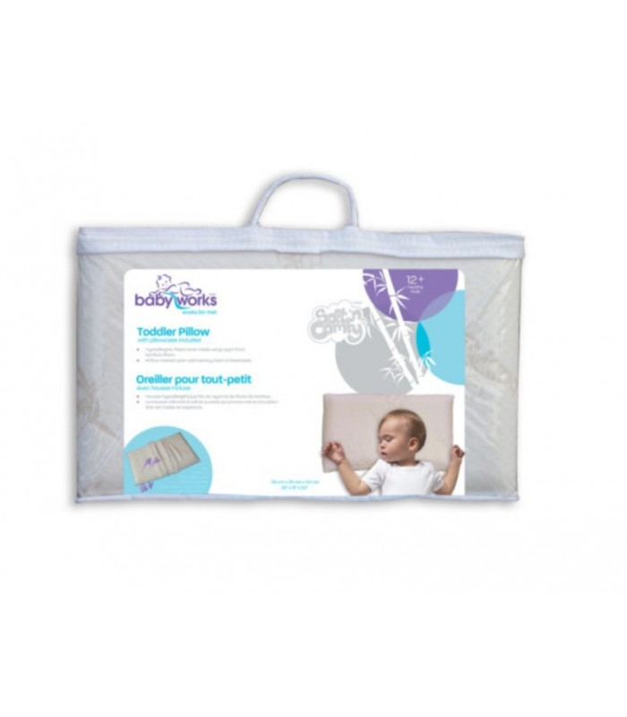 Baby Works™ Soft'n Comfy™ Perna pentru copii, 12+