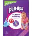 HUGGIES PULL-UPS - CHILOTEI TRANZITIE FETITE 2-4 ANI (18-23KG)