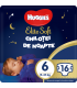 Huggies Elite Soft - Chilotei de noapte Nr. 6
