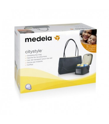 Medela CityStyle - Poseta cu geanta frigorifica