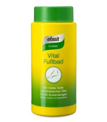 efasit CLASSIC Vital-Fussbad Sapun pulbere pentru imbaierea picioarelor
