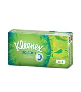 Kleenex Balsam batiste igienice x8