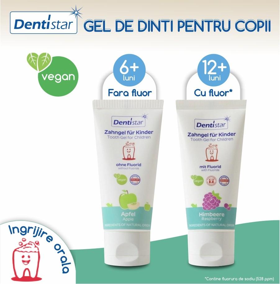 Dentistar  - Gel pentru copii